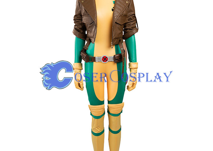 New Arrival of Anna Marie Rogue Cosplay Costume