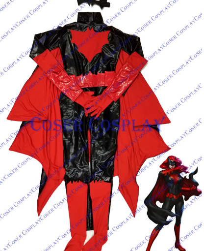 Batman Batgirl Batwoman Cosplay Costume