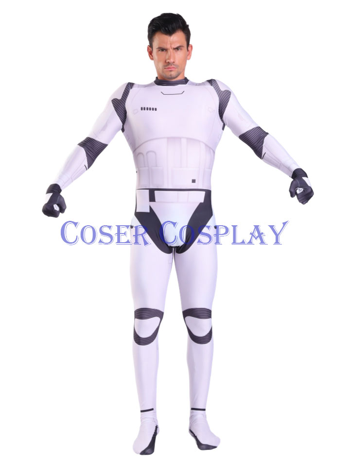 2020 Imperial Stormtrooper Star Wars Cosplay Costume 1506