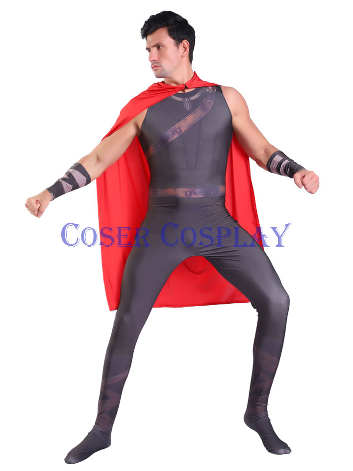 2020 Thor Odinson Cosplay Costume Halloween For Men 0428