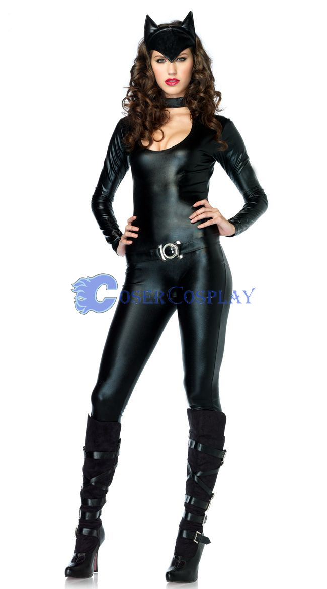 Batman Catsuit Halloween For Women