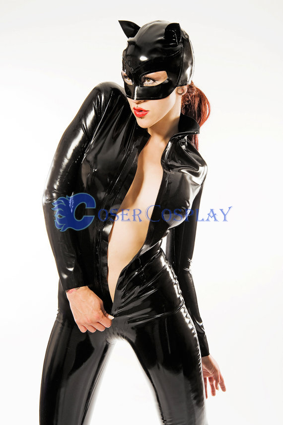 Batman Cat Suit PVC