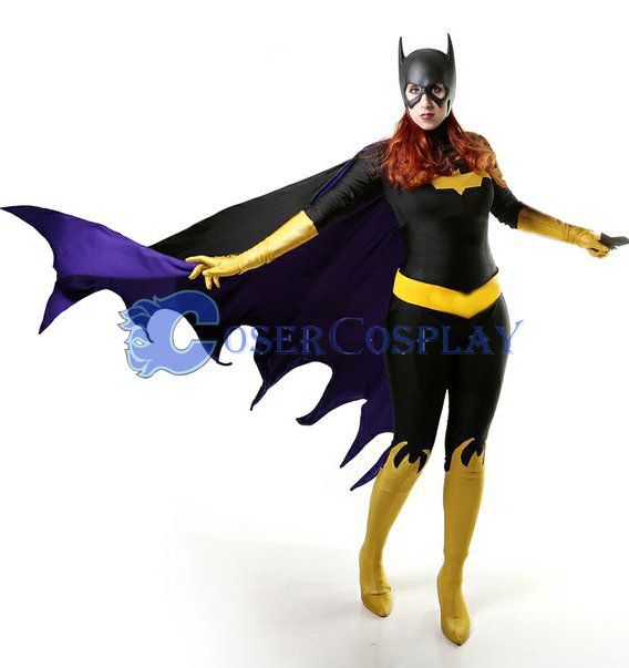 Batman Halloween Costume Women