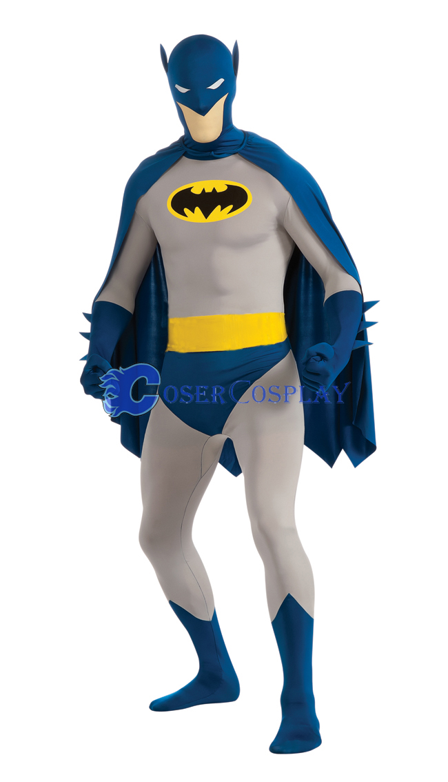 Batman Zentai Halloween Costumes