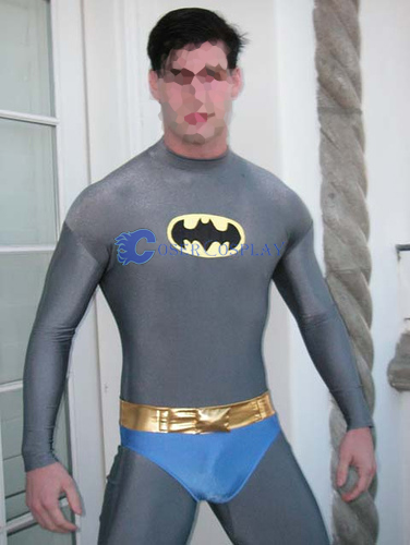 Batman Catsuit Halloween Costumes Idea