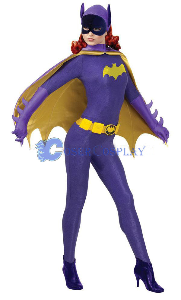 Batman Cosplay Costume For Girl