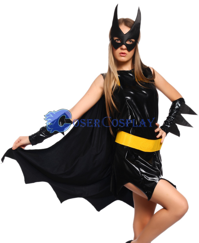 Batman Cosplay Costume PVC