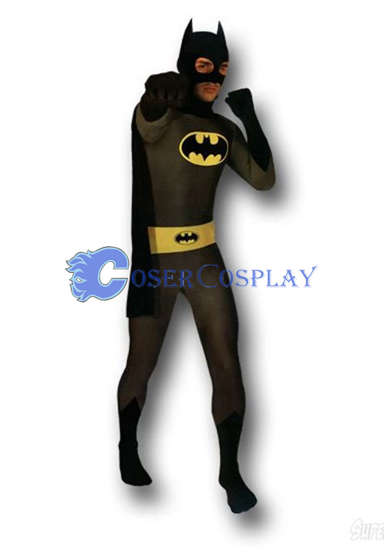 Batman Cosplay Costume Halloween