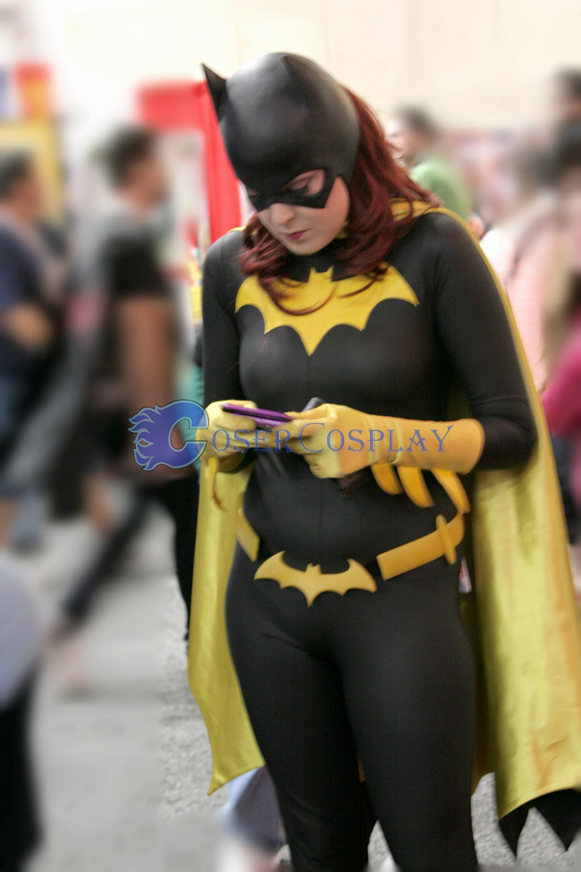 Batman Costume Batgirl Halloween