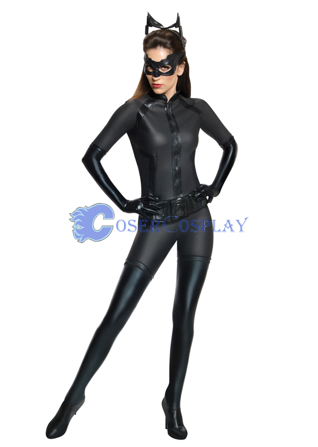 Party Cosplay Costume Wetlook Catsuit