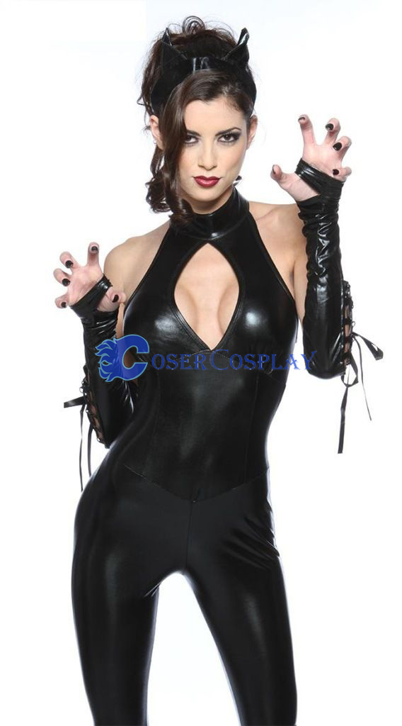 Halloween Costume Party Catsuit