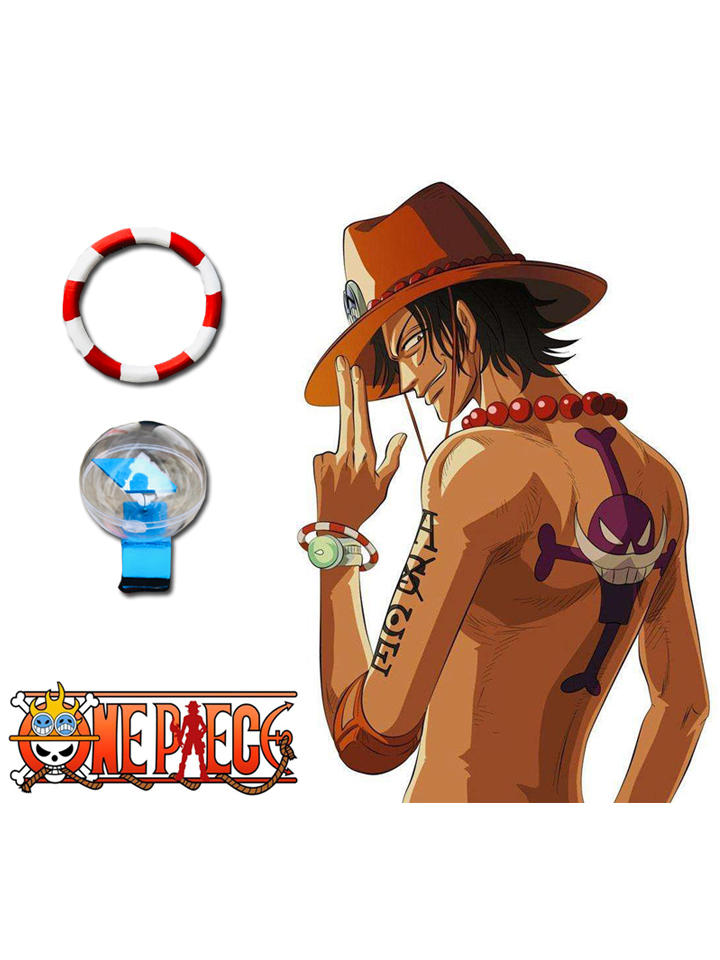 1901 ONE PIECE Portgas D Ace Cosplay Accessories