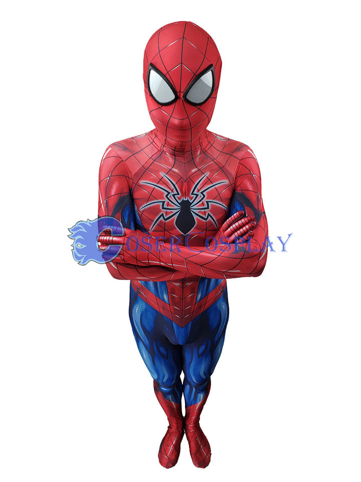 2018 Amazing Spiderman Discount Wholesale Zentai Costume