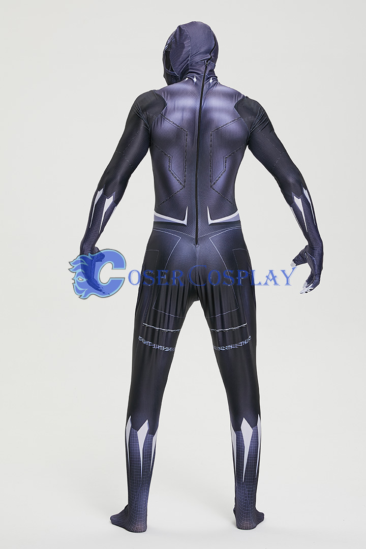 2018 Black Panther Costume Halloween Bodysuits