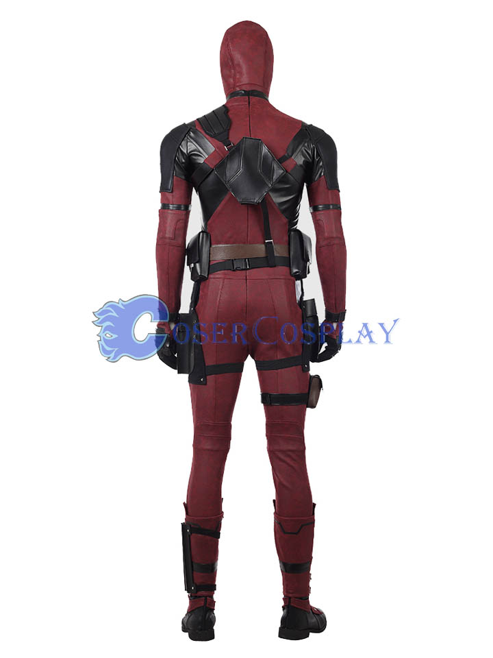 2018 Deadpool 2 Cosplay Costume Halloween