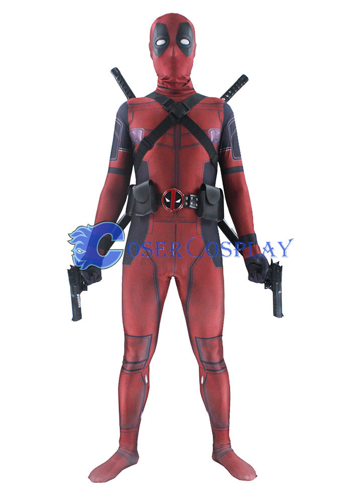 2018 Deadpool 2 Halloween Costume Ideas