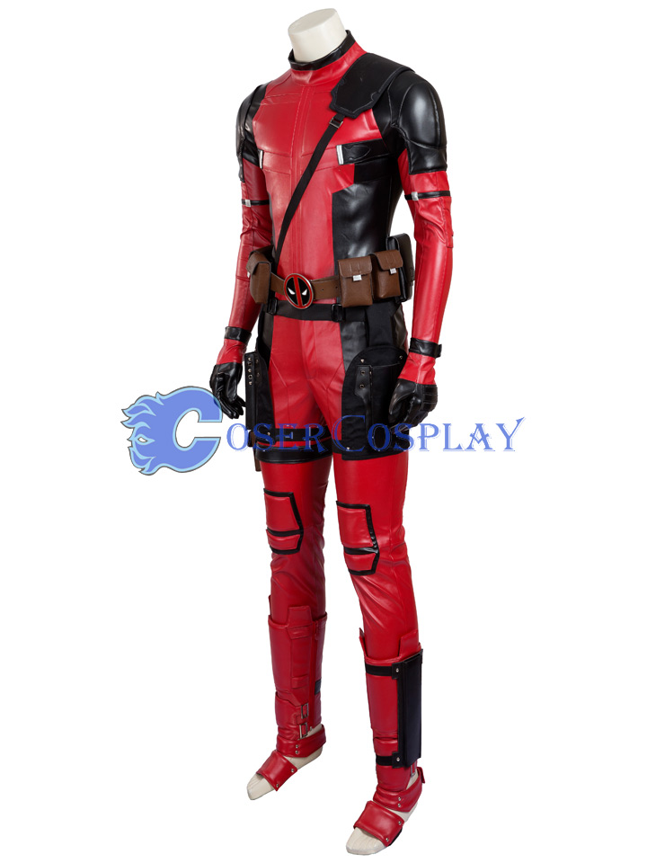 2018 Deadpool 2 Movie Cosplay Costume
