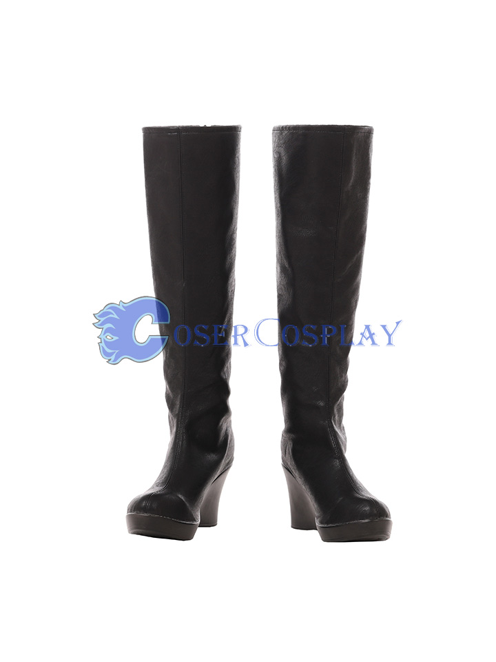 2018 Deadpool 2 Negasonic Teenage Warhead Boots