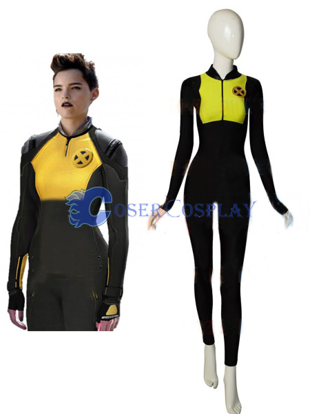 2018 Deadpool 2 Negasonic Teenage Warhead Catsuit