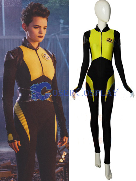 2018 Deadpool 2 Negasonic Teenage Warhead Costume