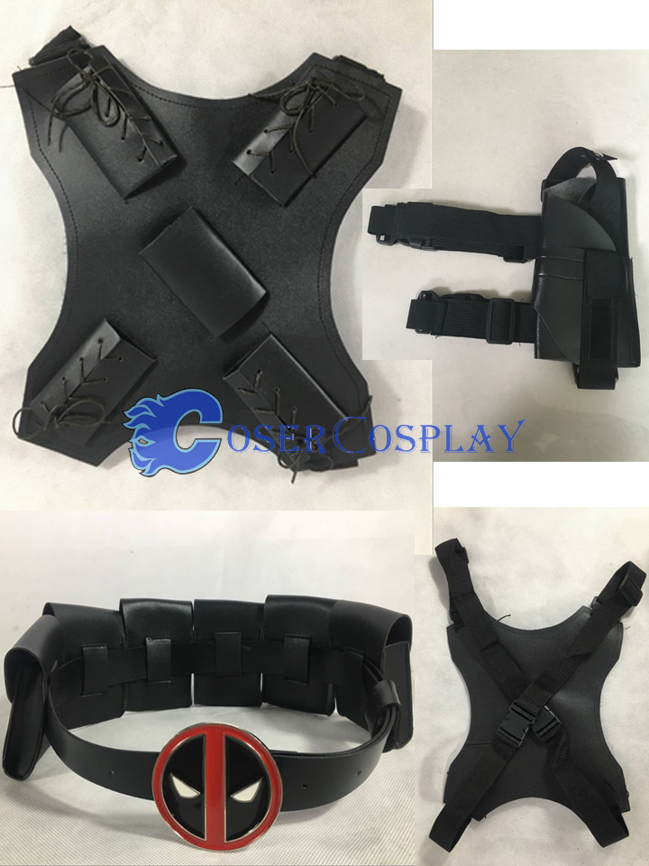 2018 Deadpool Cosplay Accessories