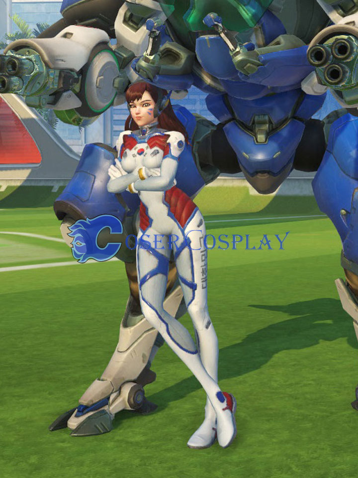 2018 Dva South Korea Catsuit Sexy Halloween Costume