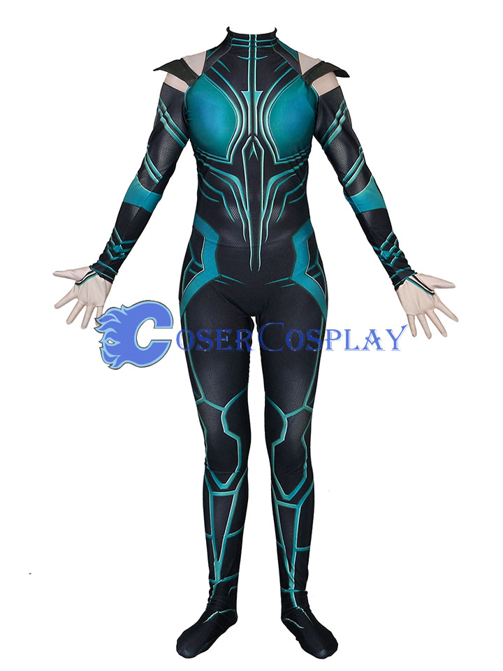 2018 Hela Cosplay Sexy Halloween Costumes For Women