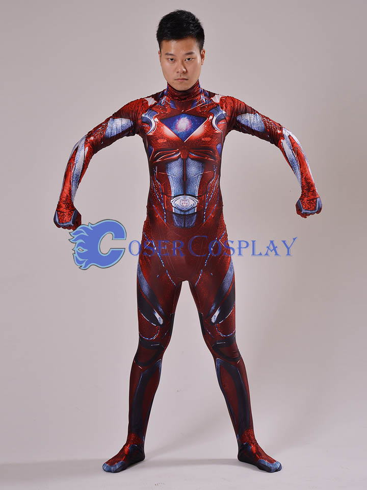 2018 Iron Man Tony Stark Cosplay Costume Catsuit