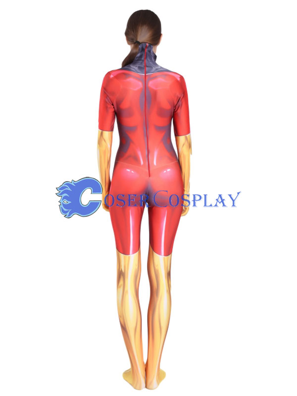 2018 Jean Grey Phoenix X men Cosplay Costume