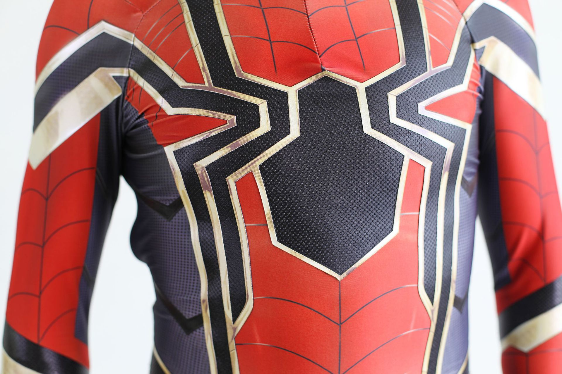 2018 Limited Edition LE Spiderman Cosplay Costume