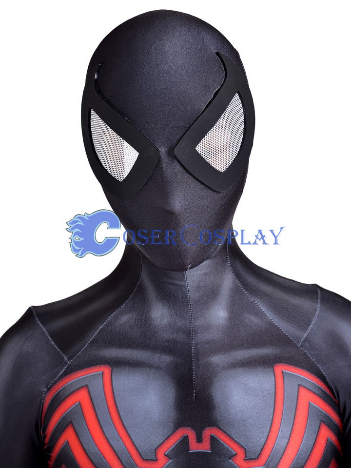 2018 Red Spiderman Cosplay Costume Zentai
