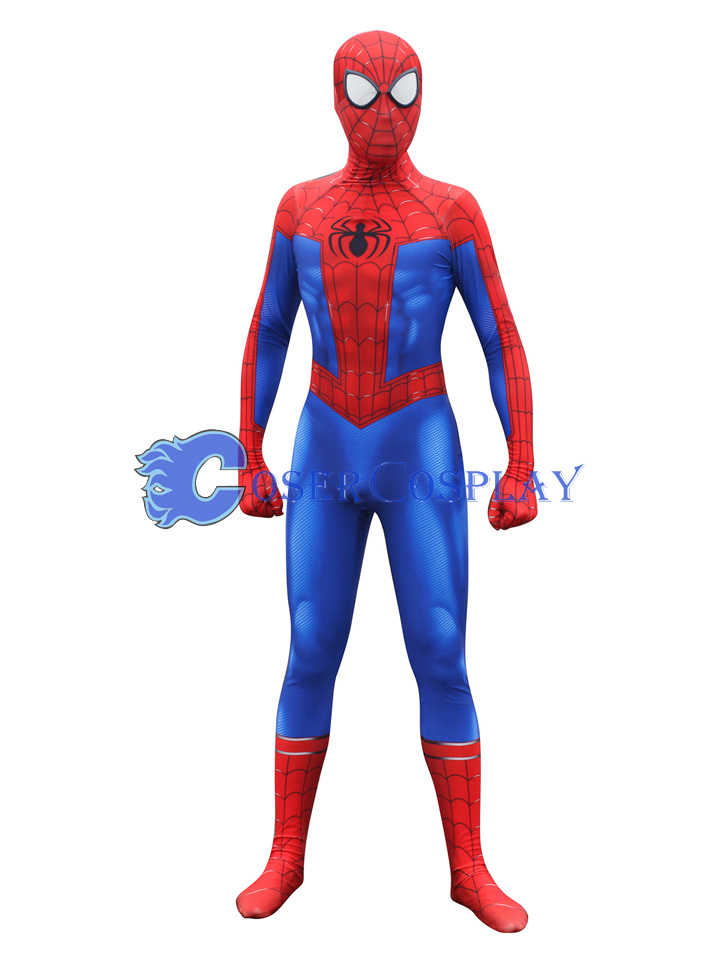2018 Shiny Spiderman Best Halloween Costumes
