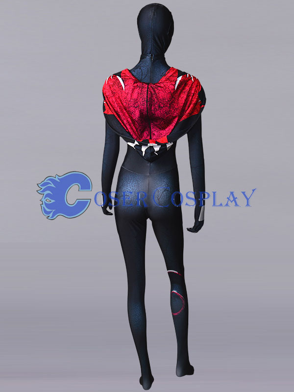 2018 Spider Gwen Woman Cosplay Costume