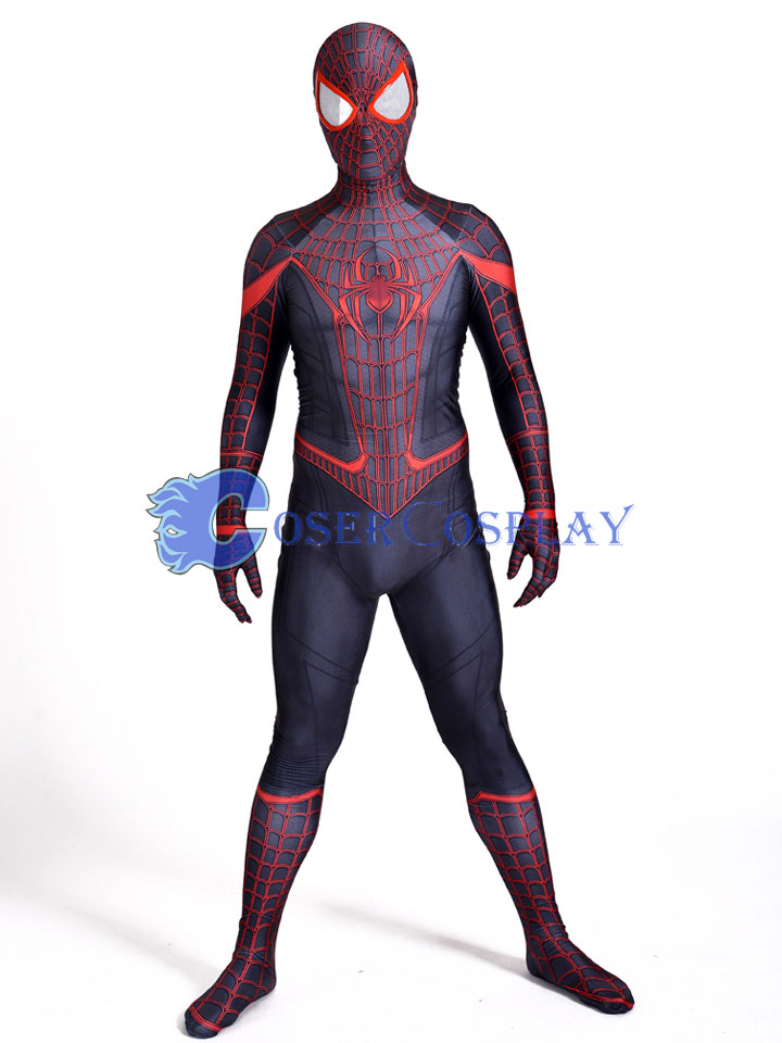 2018 Spiderman Cosplay Costume Bodysuit