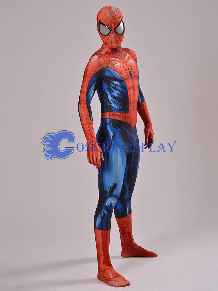 2018 Spiderman Sexy Halloween Costume
