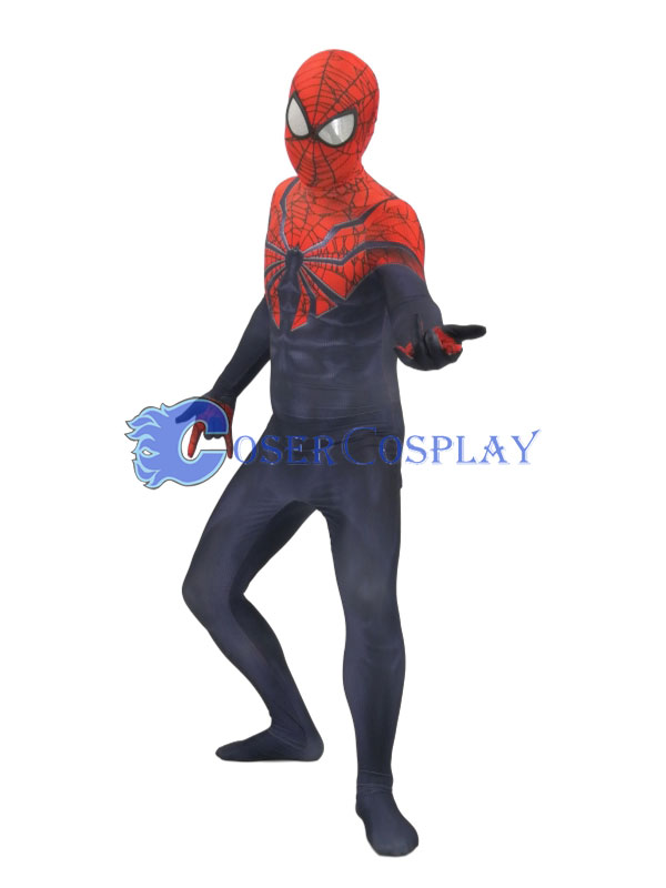 2018 Superior Spider Man Doctor Octopus Cosplay Costume