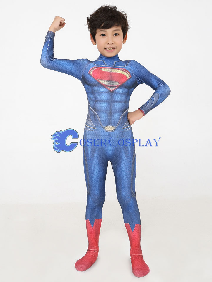 2018 Superman Couples Kids Halloween Costumes