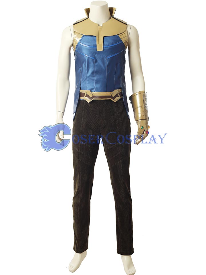 2018 Thanos Cosplay Costume 180530