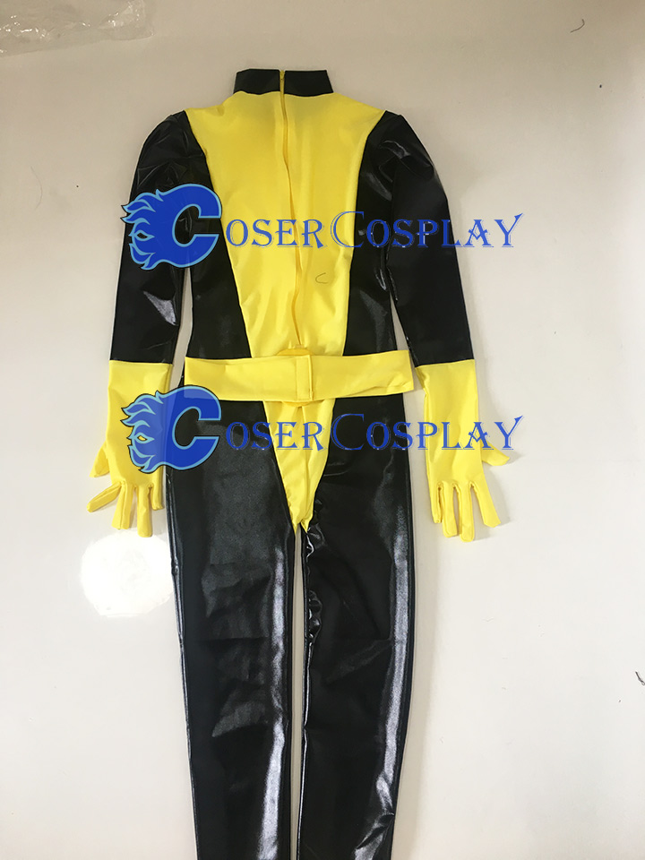 2018 X MenKitty Pryde Shadowcat Cosplay Costume
