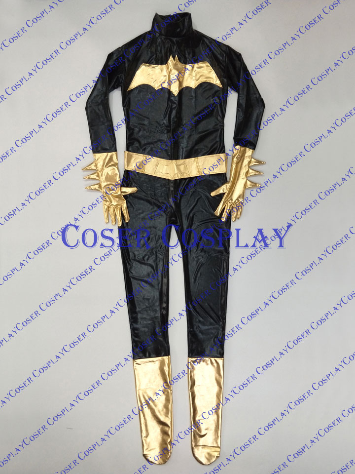 2019 Batgirl Barbara Gordon Sexy Halloween Costumes For Women 0805 - cosercosplay.com