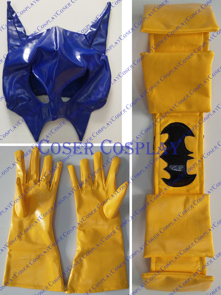 2019 Batgirl Cosplay Sexy Halloween Costumes For Women 0805