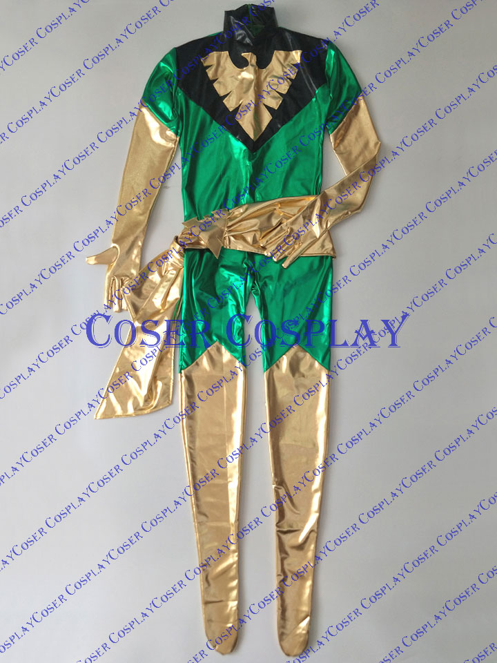 2019 Jean Grey Phoenix in Astonishing X Men Cosplay Costume 0805