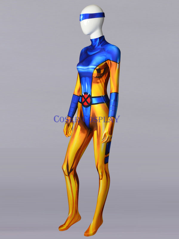 2019 Jean Grey of Uncanny X-Men Cosplay Costume 0806