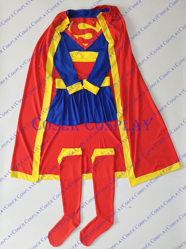 2019 Matrix Supergirl Sexy Halloween Costumes For Women 0730