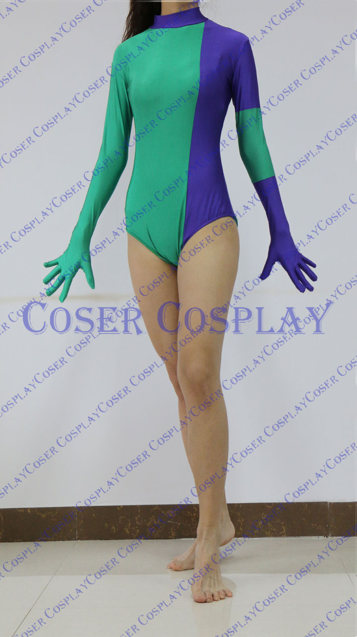 2019 New Catsuit Of Lycra Spandex Leotard 0322