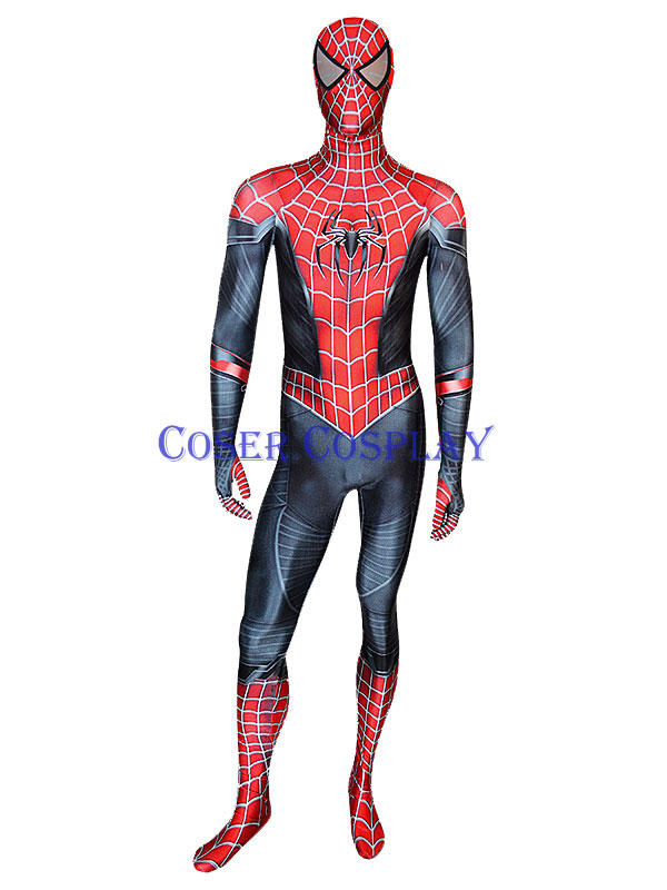 2019 Spider Man Far From Home Raimi Body Suit Halloween 0806