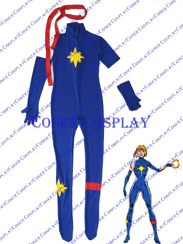 2019 X Men Dazzler Alison Blaire Cosplay Costume 0722