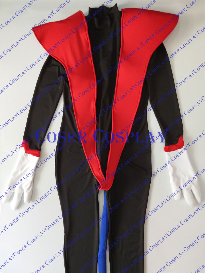 2019 X Men Kurt Wagner Nightcrawler Cosplay Costume 0531