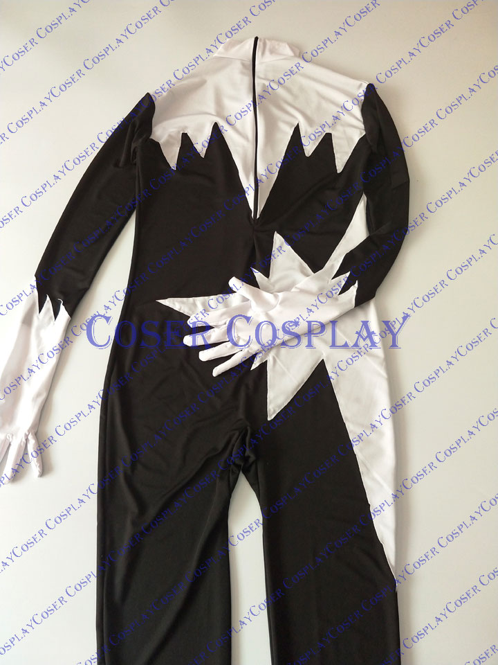 2019 X Men Northstar Cosplay Costume Catsuit 0322