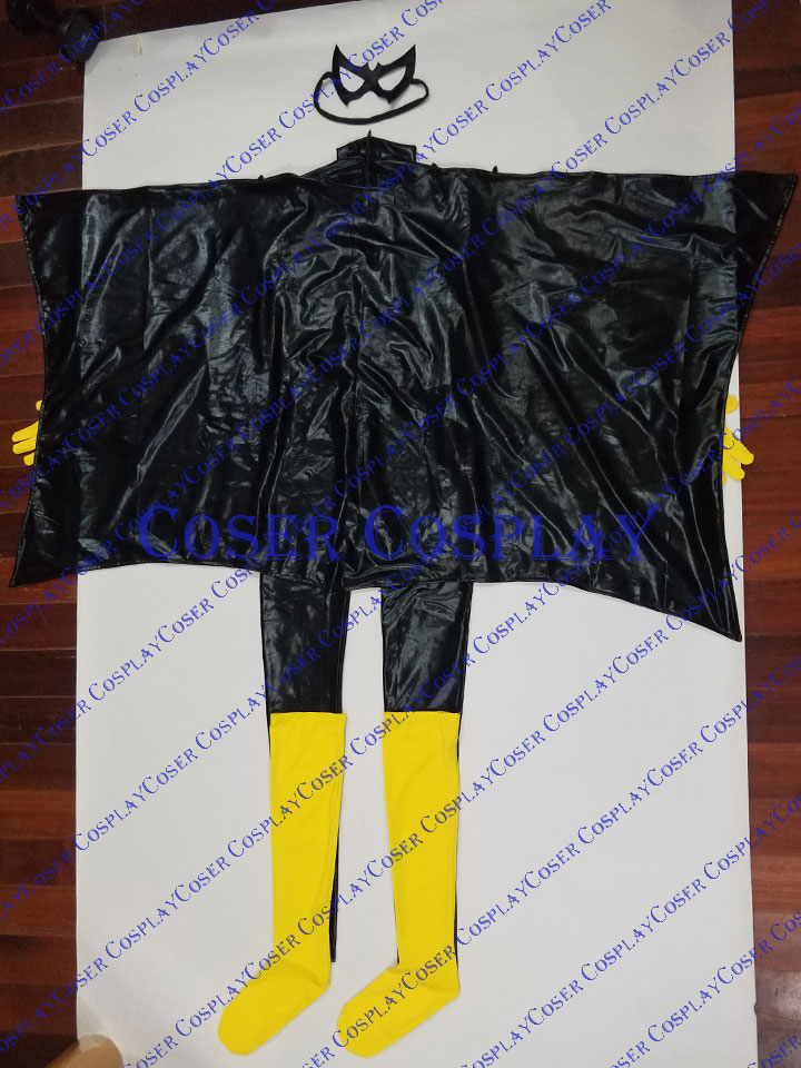 2020 Batgirl Barbara Gordon Halloween Costumes Woman 1115